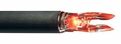 Nockturnal Lighted Arrow Gold Tip (GT) Nock Red 3-Pack (NT- 102 GT)  Gold Tip Gt Nocks
