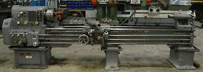 Tarnow Tuj 48 Gap Bed Engine Lathe