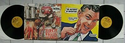 FRANK ZAPPA & THE MOTHERS INVENTION - 2 ORIGINALS BURNT WEENY SANDWICH WEASELS
