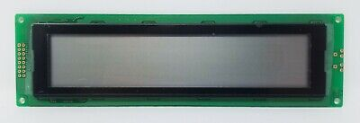 Densitron 2457A-CT 4-Line 40 Character Alpha Numeric LCD Display, NEW NOS