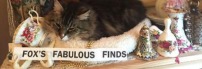 Foxs Fabulous Finds