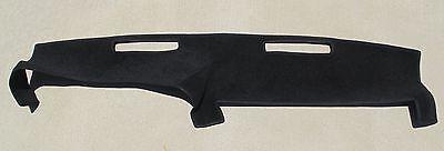 1973-1980 CHEVROLET FULL SIZE TRUCK DASH COVER MAT dashboard pad BLACK Full Dash Cover