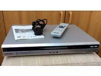 SONY Hard Disc/DVD Recorder plus blank discs