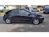 2009 Honda Civic 1.8 i VTEC SE 5dr --- Shiny black --- alternate4 Bmw 116