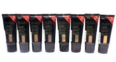 IMAN Luxury Radiance Liquid Makeup 30ml