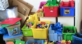 Toys - Massive Amount of Lego Duplo - Approx 55Kg in weight