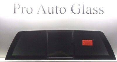 99-14 Chevy Silverado SLIDING Rear Window Back Glass Slider Tinted DY90095PK5