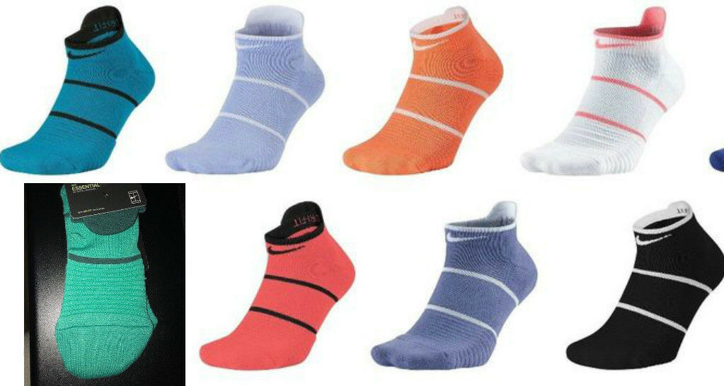 Nikecourt Notwendig No-Show Tennis Unisex Sport Socken