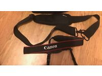 Canon Camera DSLR Strap - Official Product - Brand New - £10