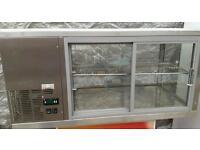 counter top dislay fridge