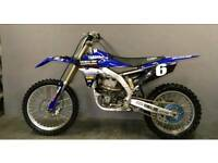 Stunning yz450f. 2014. Only 47 hours from new!