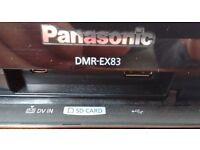 Panasonic DMR-EX83EB-K DVD Recorder