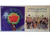 2LPs - The Bumper Funk Book and A Classic Case of Funk