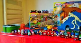 Thomas & Friends Take-n-Play - total bargain job lot in time for Xmas £100
