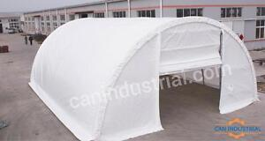 30x85x15 Portable Fabric Storage Building - BLOW OUT SALE!!