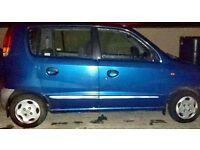 1999 Hyundai Atoz