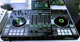 B-Stock Roland DJ 808 Used as display model at wedding fair