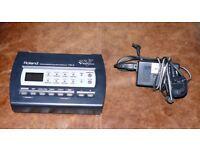 Roland TD-3 electronic V Drums module trigger interface brain midi & PSU
