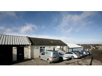 STORE/OFFICE/SHOWROOM AT LOANHEAD, 2 MINUTES FROM EDINBURGH CITY BYPASS, EASY ACCESS TO M8/M9/A1