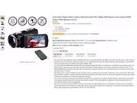 Small Full HD video camera