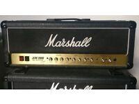 Marshall JCM 2000 DSL 100 with FLIGHT CASE