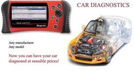 Car diagnostics dpf regen airbag lights service lights