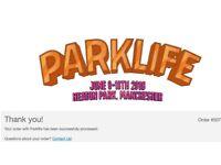 Park Life - Weekend General Admission 🤠