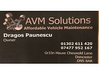 Affordable, reliable and fast garage