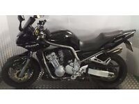 Breaking a Yamaha Fazer FZ1 2001 - 2005 all parts via our site.