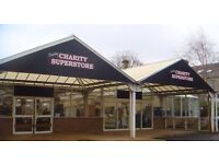 Destiny Charity Superstore looking for new home - Need large retail space