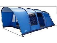 TENT FARNHAM 500 + 500 Carpet + 500 Footprint + 2 Camping Pillows
