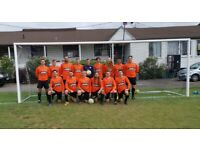 Sunday League Men's Football Team – Looking for New Players