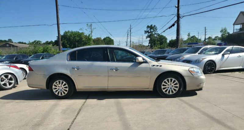 Image 9 Voiture American used Buick Lucerne 2008