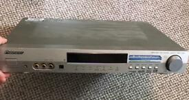 Pioneer a/v multichannel amp