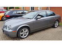 Jaguar S-Type R 400HP, like M5, AMG Custom exhaust and audio system worth thousands