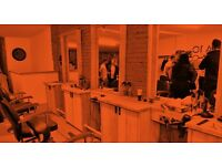 EXPERIENCED BARBER WANTED IN NEW MODERN BARBER SHOP - NEWCASTLE CITY CENTRE
