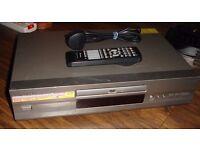 Pioneer DV-530 DVD PLAYER VINTAGE SILVER !