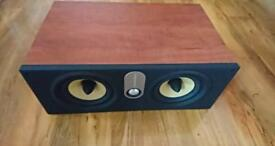 Bowers and Wilkins centre speaker