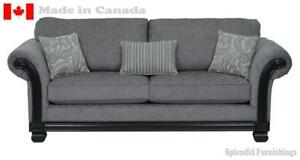 Brand New Custom Canadian Made Sofa Sets Out At Splendid Furnishings