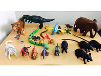 Kids animal toys, immaculate as shown in the picture, take all for only £5