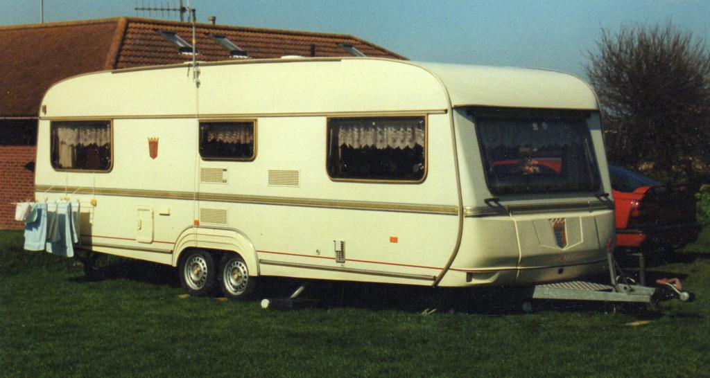 New Tabbert 560 Vilvaldi 2017 Touring Caravan For Sale  CS7283349