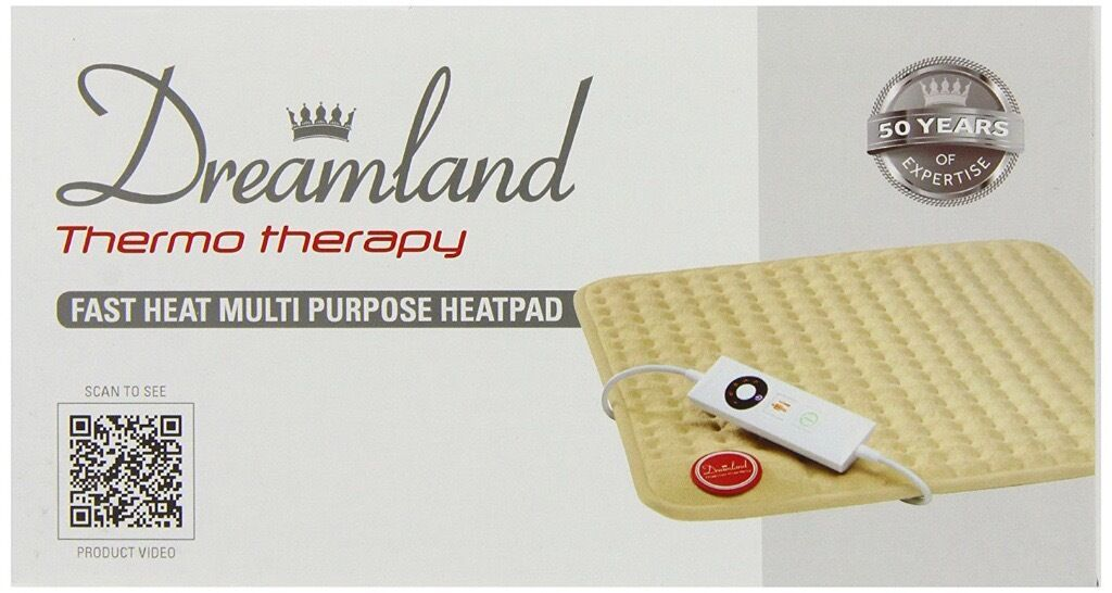 3648136c5a Dreamland Intelliheat Heat Pad