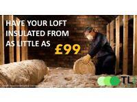 Free Loft Insulation Quotation-Reduce Heating Cost-Energy Saving