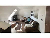 1 bedroom penthouse to rent Foxgrove Road - NO FEES
