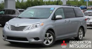 2015 Toyota Sienna LE! 8-SEATER! HEATED SEATS! BACKUP CAM!