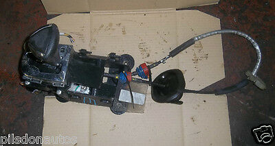 CITROEN C4 2006 1.6 16V AUTO GEAR SELECTOR AND LINKAGE CABLE P R N D M + / -