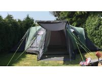 Large family Tent - Outwell Hartford XL