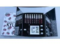 Kylie holiday edition makeup
