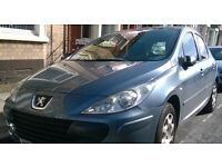 Peugeot 307 X-Line (2007)petrol