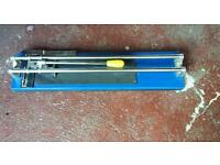 Tile cutter in perfect condition